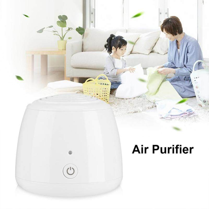 Bảng giá USB Air Purifier Portable Mini Anion Refrigerator Ozone Deodorizer Sterilizer Cleaner