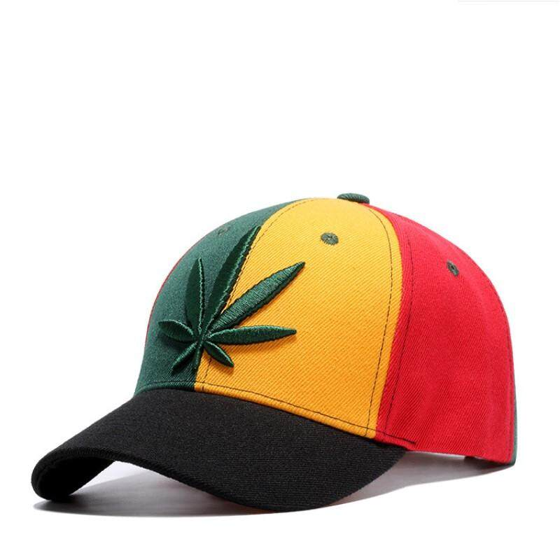 11a2dd78acd Hemp Leaf Embroidery Sports Outdoors Cap Hip Hop Casquette Fashion Baseball  Cap Gorras Fitted Snapback Hat for Men Women Philippines