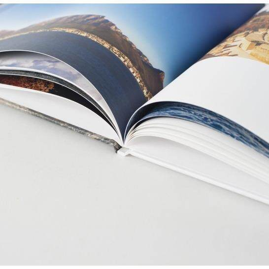 [Photobook App Exclusive!] Photobook Malaysia 20-Page Personalised 6 x 6 Hardcover Simple Photobook
