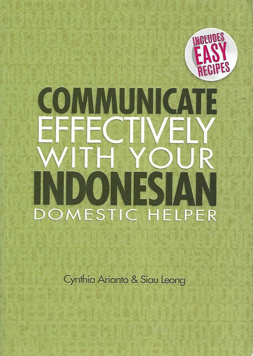 Communicate Effectively with Your Indonesian Domestic Helper