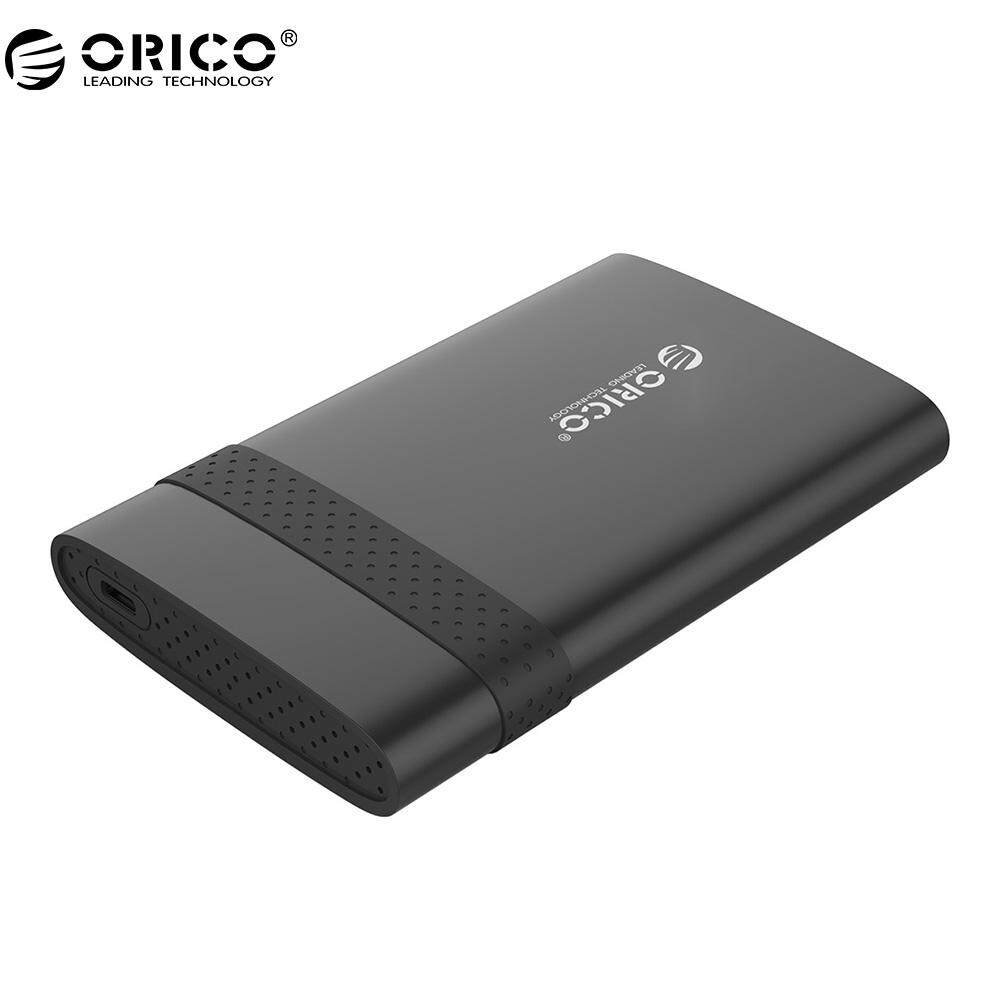 ORICO 2538C3 Type-C 2.5 inch Mobile Hard Disk Box USB3.0 Notebook Free Tools HDD Encloxure for SSD