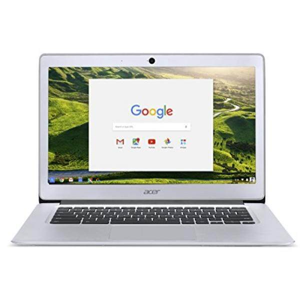 Acer Chromebook 14, Aluminum, 14-inch Full HD, Intel Celeron Quad-Core N3160, 4GB LPDDR3, 32GB, Chrome, CB3-431-C5FM - intl