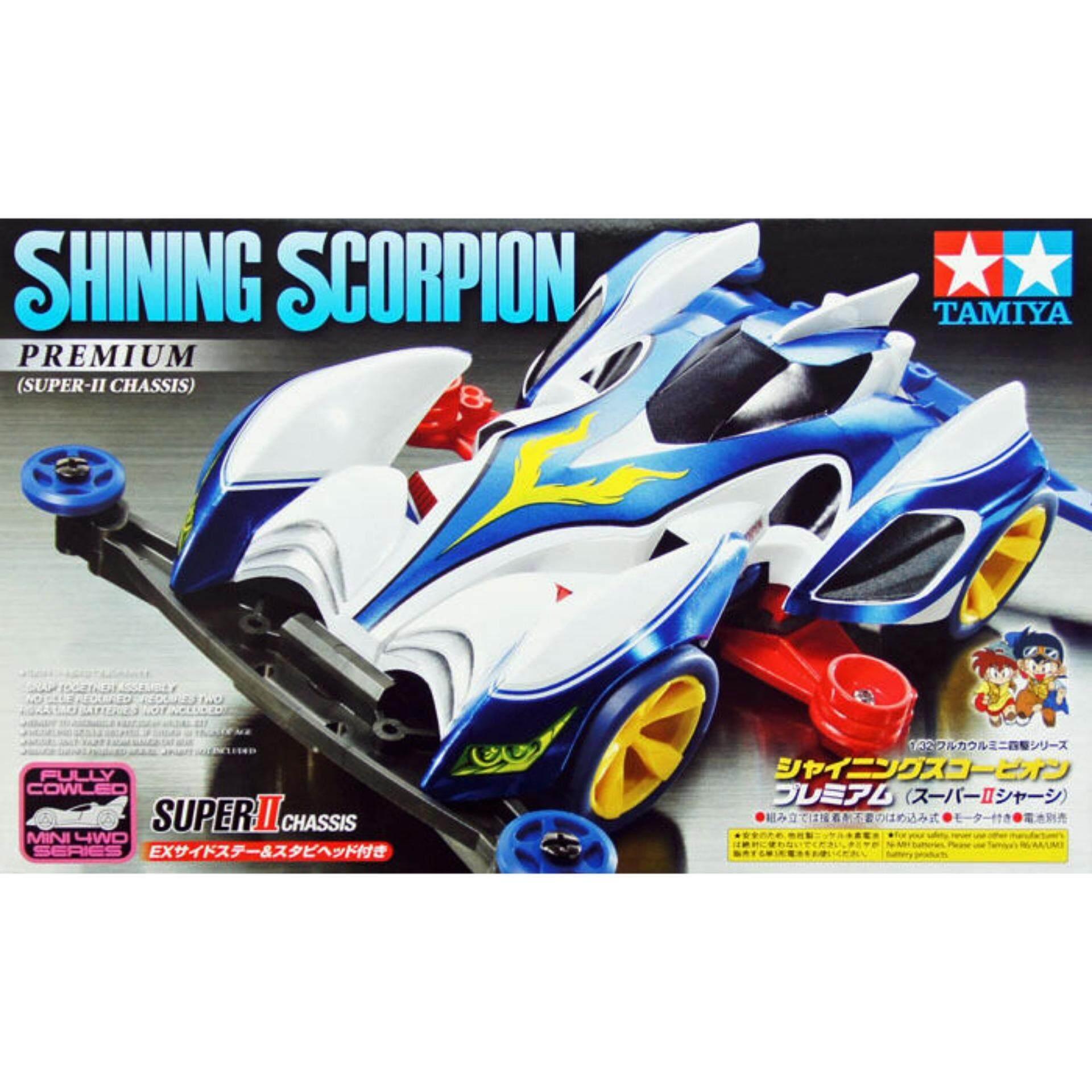 1/32 TAMIYA Shining Scorpion Premium (Super-II Chassis)