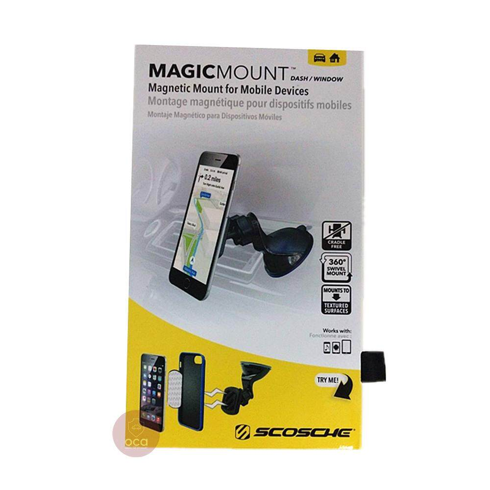 Scosche Buy At Best Price In Malaysia Wiring Harness 1999 Toyota Magicmount Universal Magnetic Phone Gps Suction Cup Mount For The Car Home Or