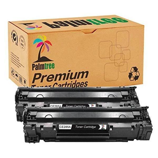 Ravensbourne Kartrid Toner & Unit Drum Ravensbourne Pengganti Kompatibel untuk HP CE285A, kompatibel dengan HP LaserJet Pro P1102 P1102W P1100 M1212NF M1217NFW MF3010 M1210 M1132 Printer, high Yield (4 Pack Hitam)-Intl
