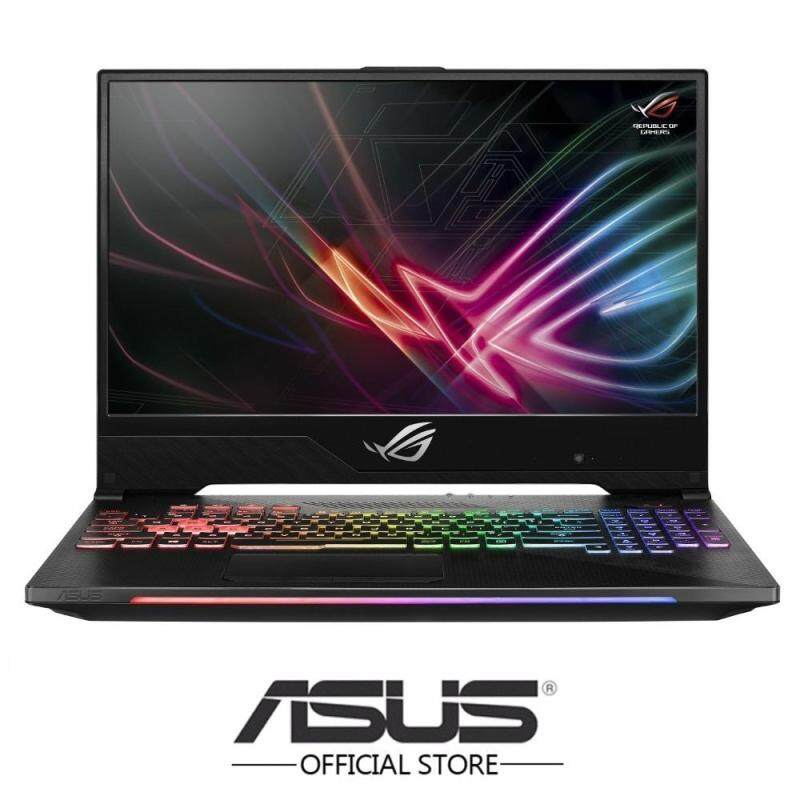 ASUS ROG Strix Scar 2 GL504G-SES072T / GL504G-MES193T Gaming Laptop - ROG Strix Scar II - Free ASUS Backpack Malaysia