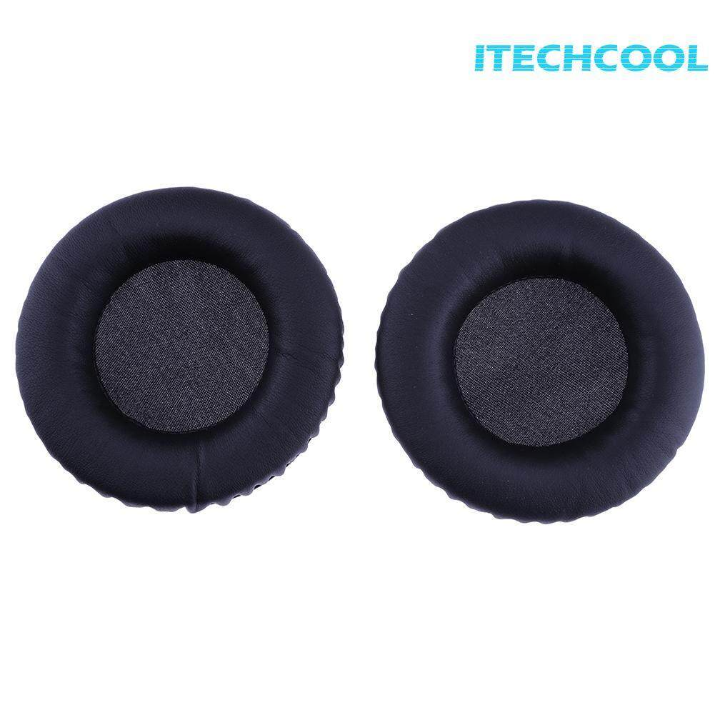 Portable Replacement Ear Pads Cushion For Steelseries Siberia V2 Game Headphones(Black)