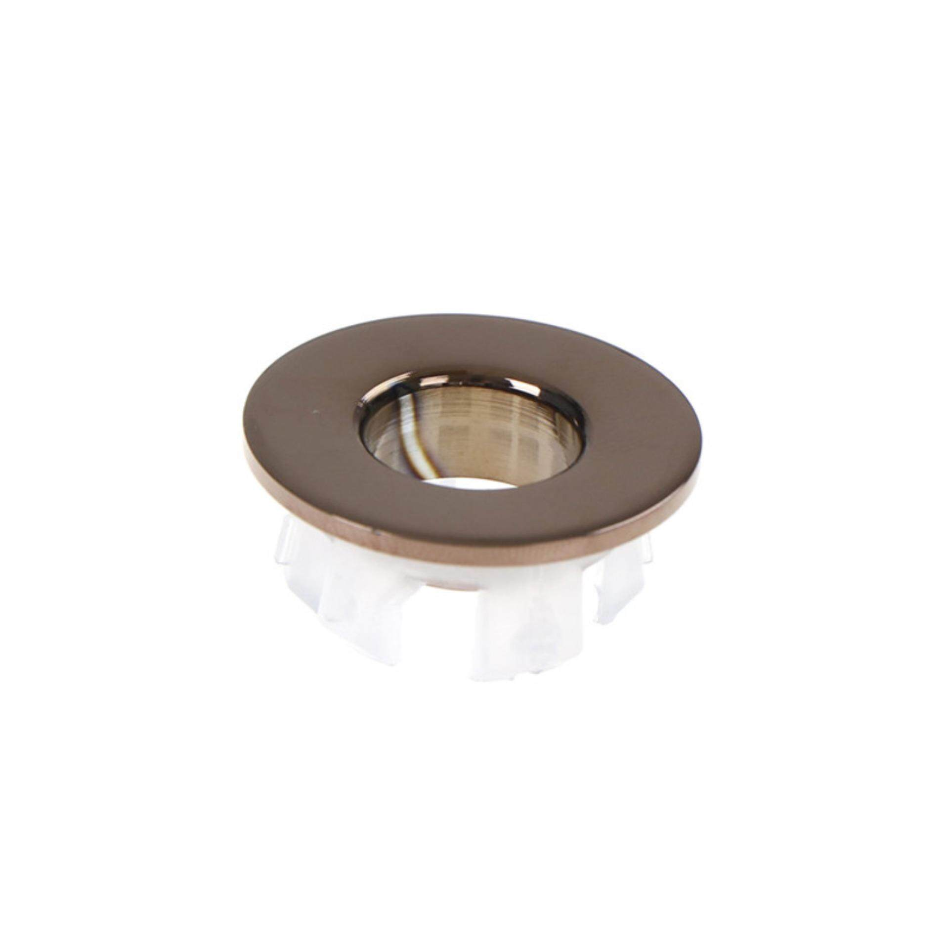Bathroom Basin / Sink Overflow Cover/Brass Six-foot ring Bathroom Product A2 ...