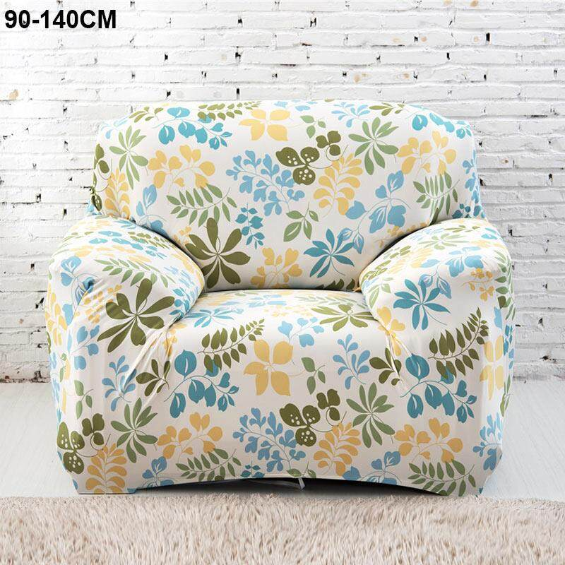 Abh 1 Seater Stretch Sofa Chair Cover Pillow Covers Size 90 140Cm For Sale