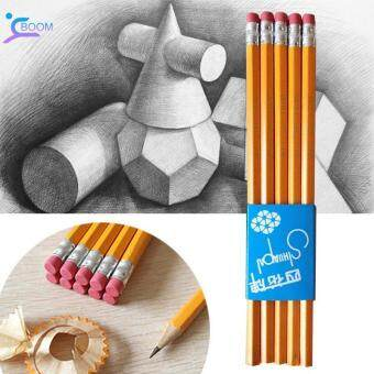 Pencarian Termurah BOOM Pencil Sketching Pencil Durable 10pcs/Lot Rubber HB Student harga penawaran - Hanya Rp29.592
