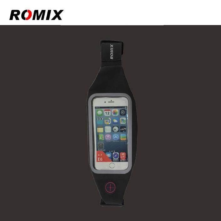 Romix RH01 Sport Waist Running Belt Fanny Bag for 5.5 inch Phones