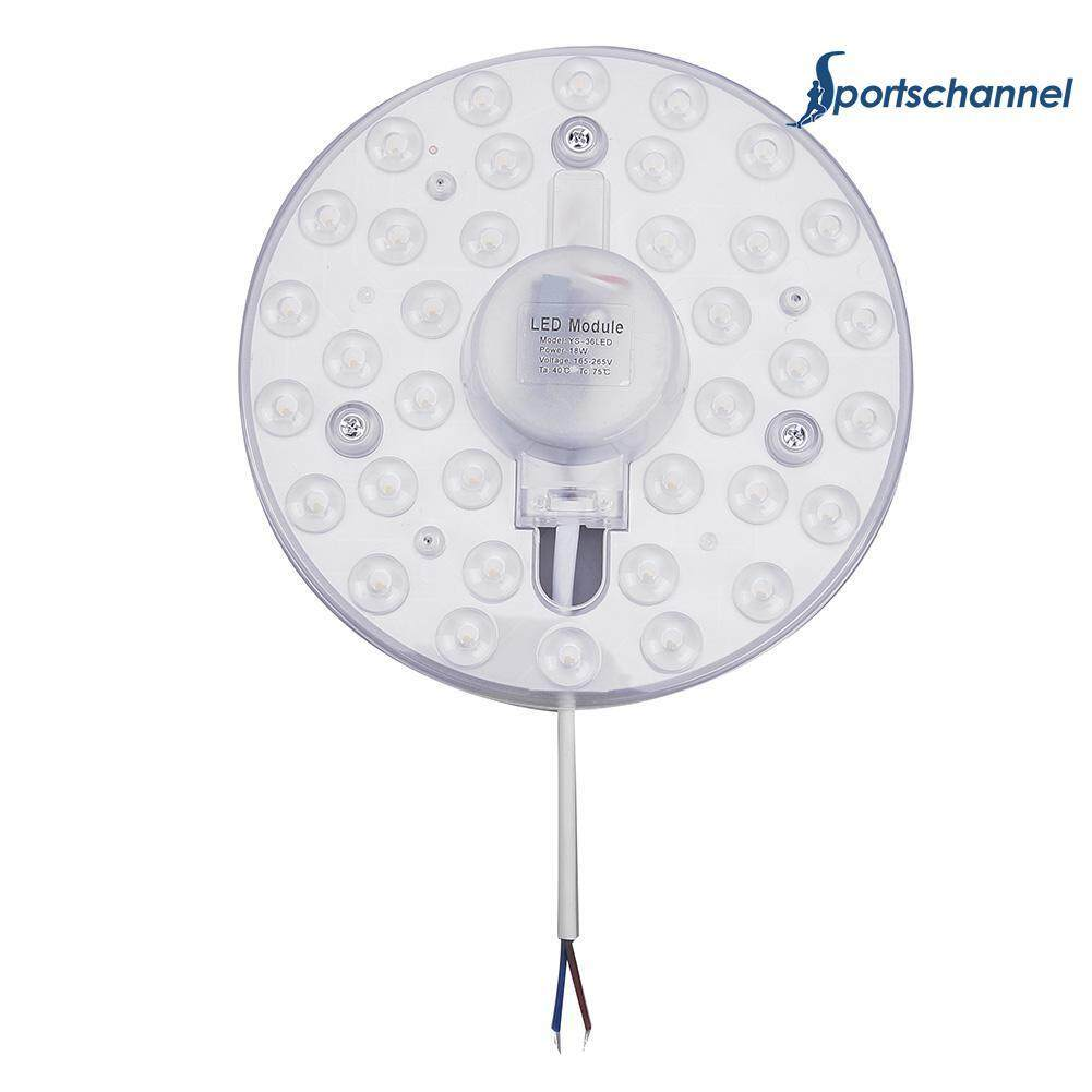 Hot White Magnet Ceiling Panel LED Lamp Bulb Replace Module Indoor Light Source(White)-18W Singapore