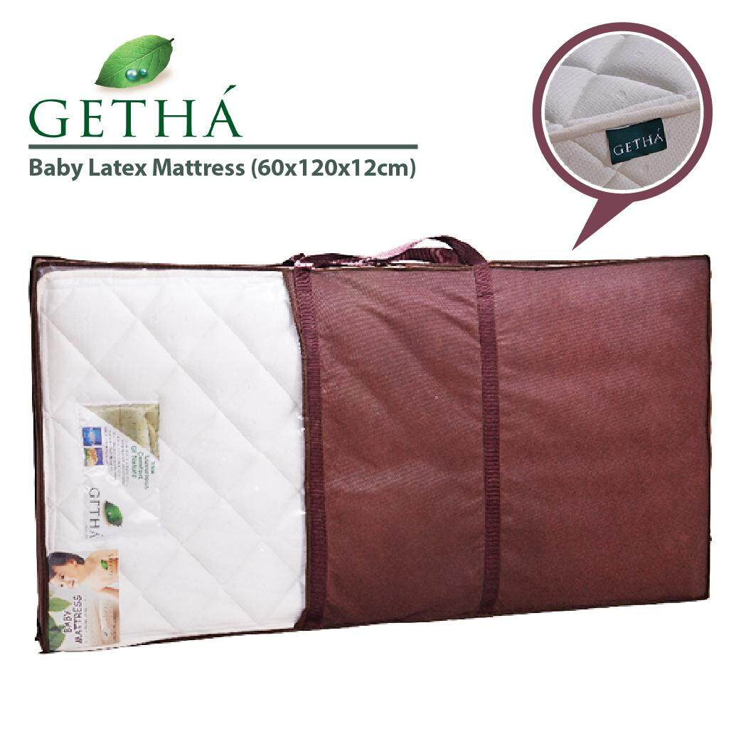 Getha Baby Latex Mattress (63.5 X 120 X 12cm)