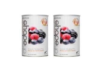 Alpha Lipid Shape Up Berries 2Tins