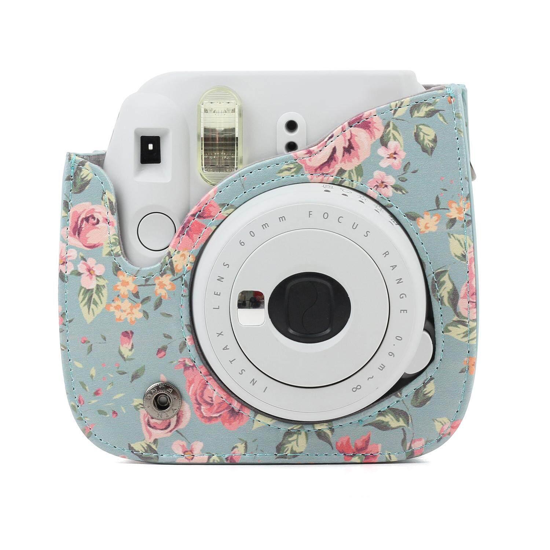8 in 1 Camera Accessories Kit Camera Bag Lens Filter Frame Album Stickers Clips Hemp