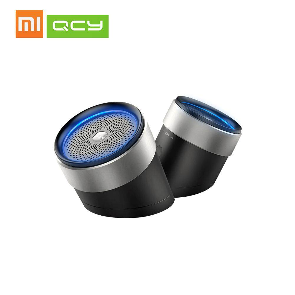 Xiaomi QCY QQ1000 Wireless BT Speaker Mini Soundbox Bass Subwoofer Speakers Audio Player Column 3D Stereo