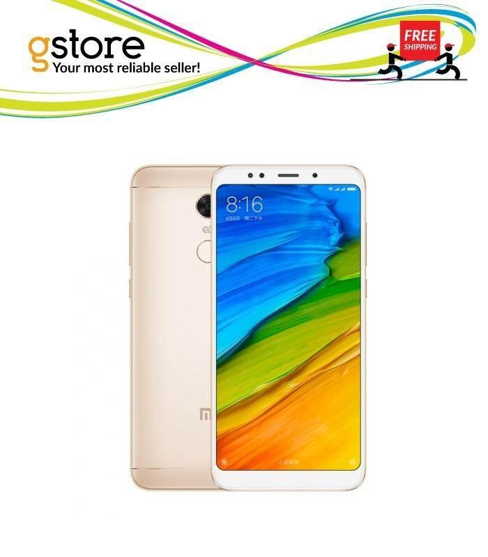 Xiaomi Redmi 5 Plus [32GB ROM+3GB RAM/64GB ROM+4GB RAM] Global ROM