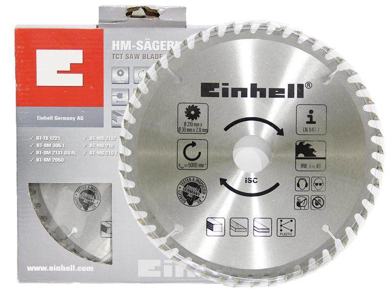 Einhell TCT Saw Blade for MS-CS 2112 ...
