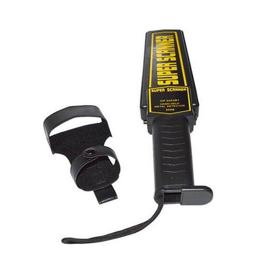 Hình ảnh CFB Handheld Metal Detector Portable Scanner Tool Finder Security Checkers