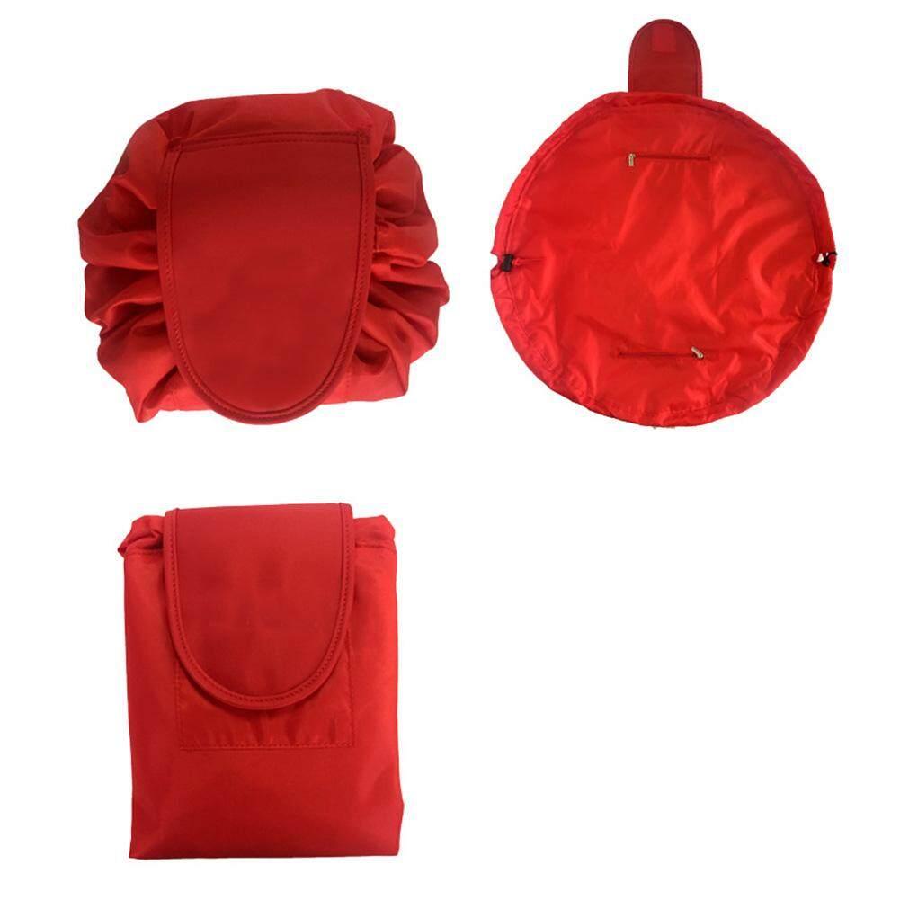 blackhorse New Type Portable Drawstring Lazy Makeup Sack Cosmetic Bag Travel Storage packet