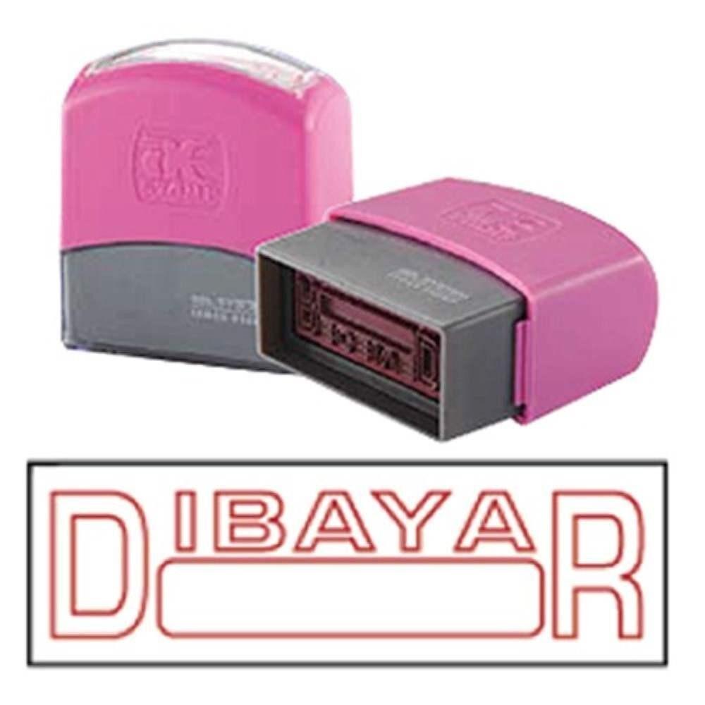 AE Flash Stamp - Dibayar