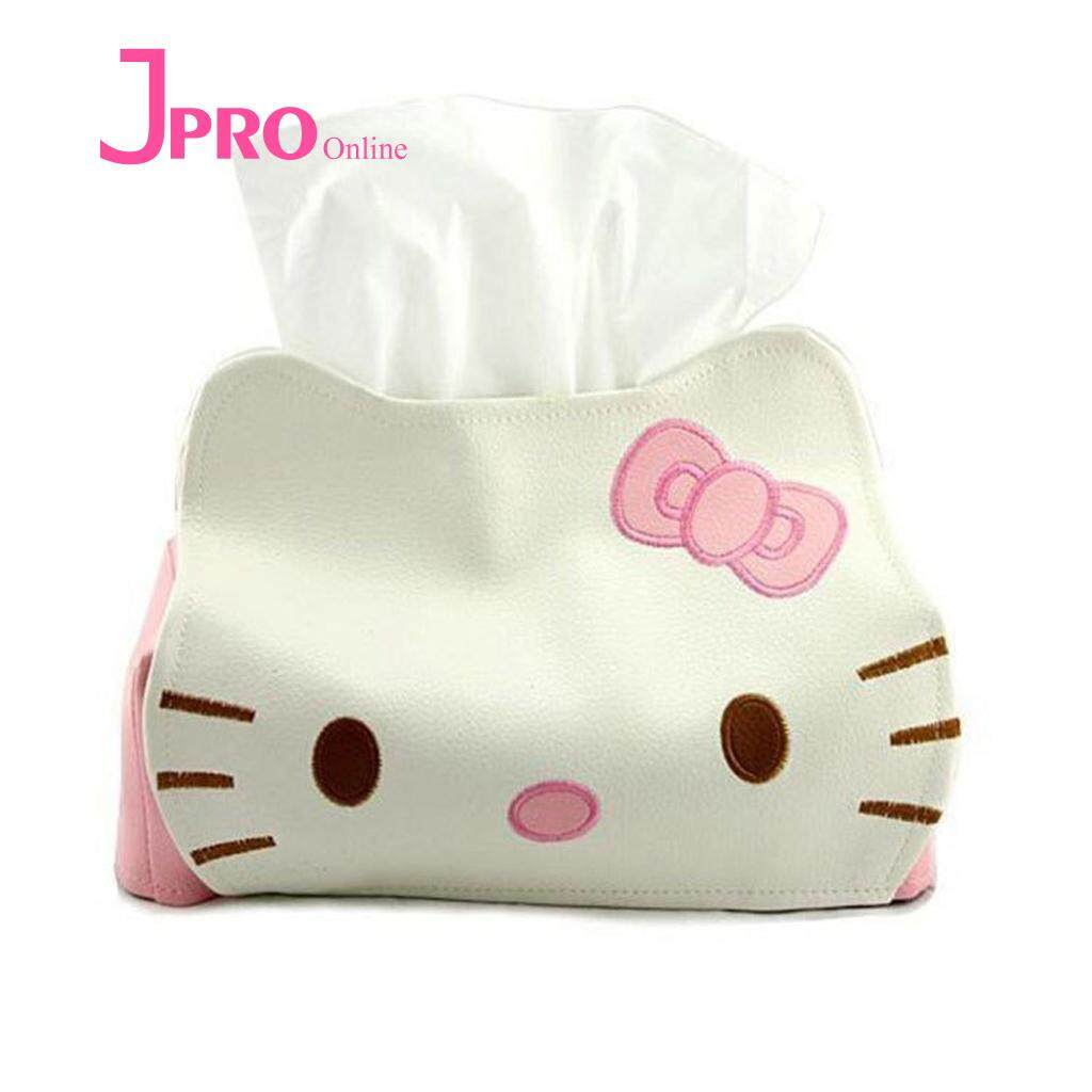 Hello Kitty Buy At Best Price In Malaysia Lazada Katalog Baju Hellokitty Leather Tissue Boxes Case Paper Towel Sets