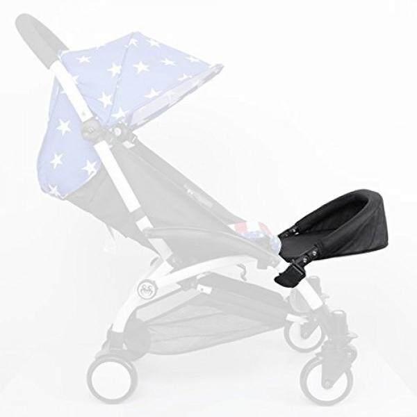 Stroller Footrest,Extended Booster Seat Footrest For Babyzen YOYO YOYO+ Strollers Prams - intl
