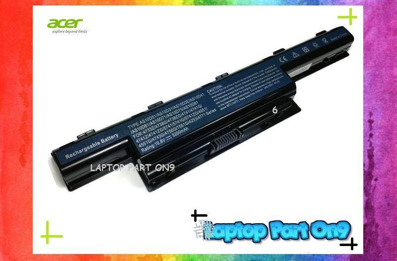 (1 Year Warranty) Acer Aspire 4738G 4738Z 4733Z 4738ZG 5741 5741G 4741G 4741Z Battery Malaysia