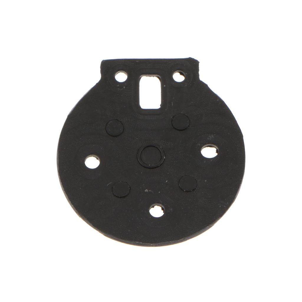Miracle Shining Cross Navigation Area Selector Switch Rubber Button For Nikon D800 D810E
