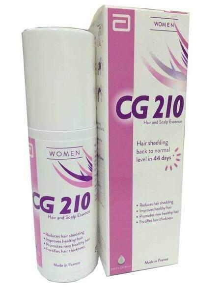CG210 Anti Hair Loss and Scalp Essence 80ml (Woman)