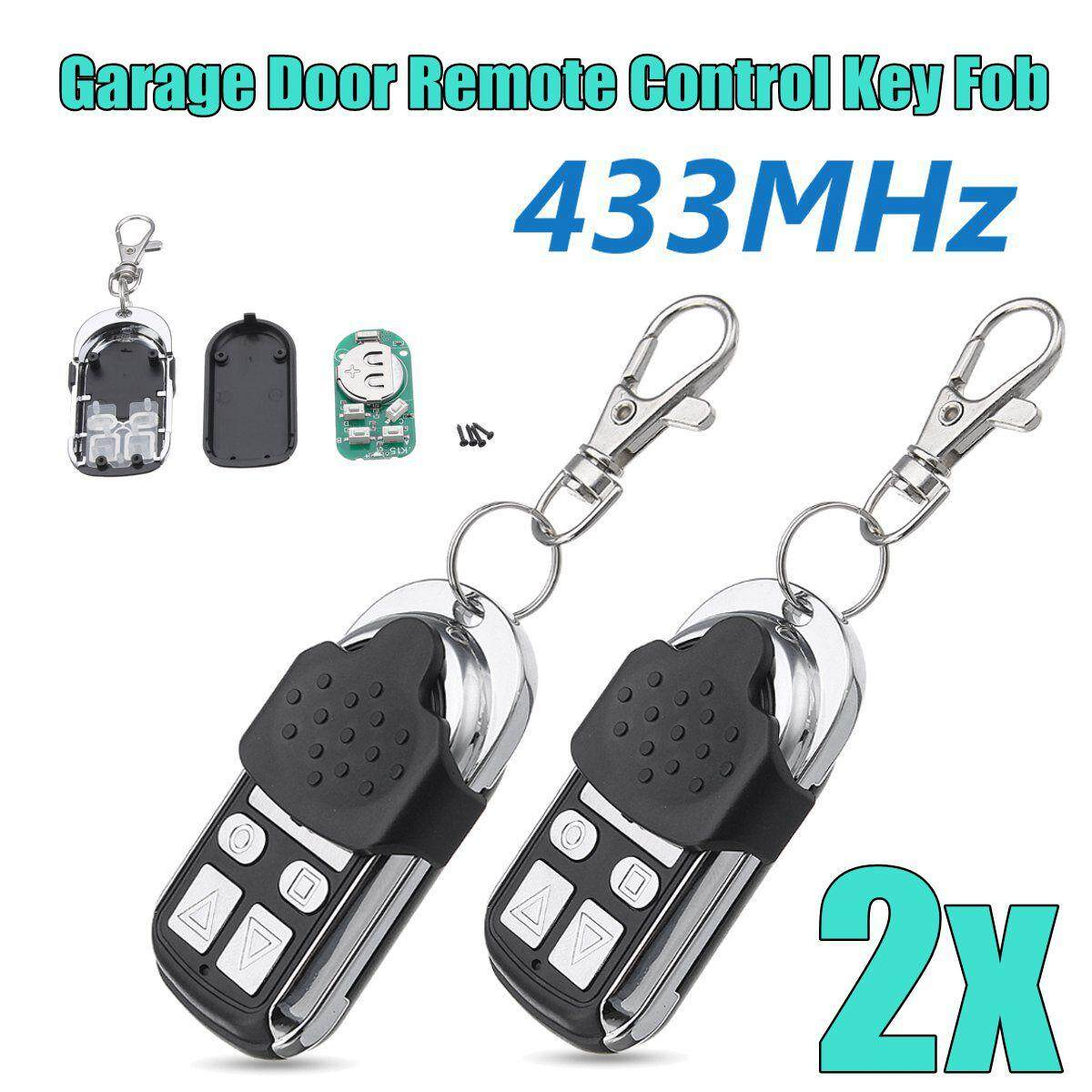 Keyless Entry For Sale Car Online Brands Prices Remote Ford Solenoid Gm No Hot Start 2pcs 433mhz Cloning Control Key Fob Garage Door Electric Gate Universal Intl