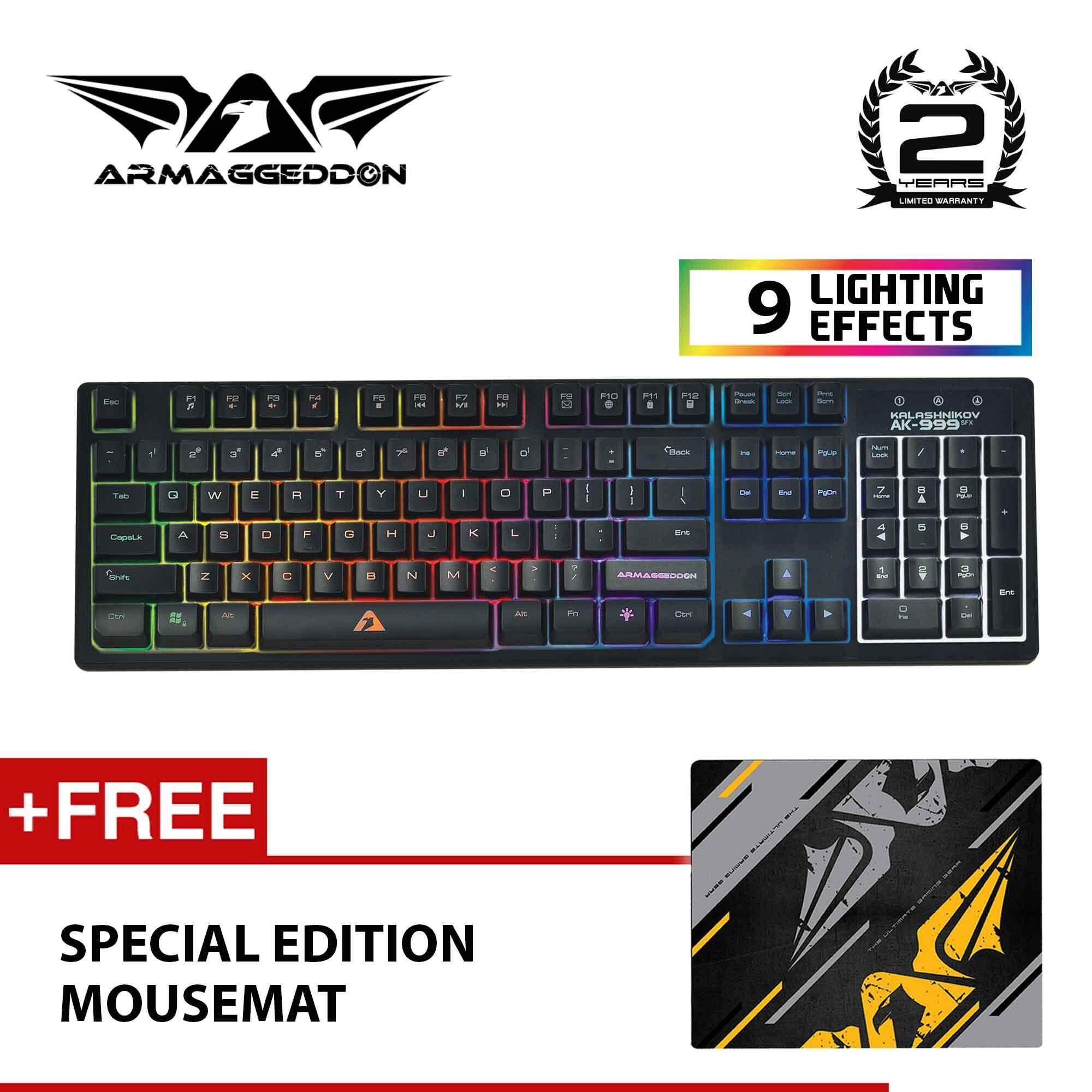 Sell Mechanical Keyboard K550w Cheapest Best Quality My Store Armaggeddon Gaming Mka 3c Psychfalcon Myr 59