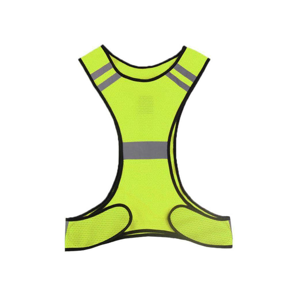Back To Search Resultssports & Entertainment Objective 1 Pcs Unisex Outdoor Cycling Safety Vest Bike Ribbon Bicycle Light Reflecing Elastic Harness For Night Riding Running Jogging Bicycle Light