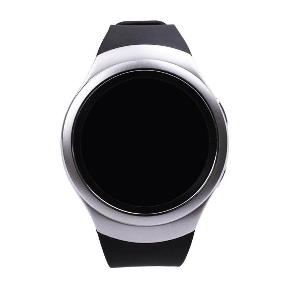 ... Silicone Watch Band for Samsung Galaxy Gear S2 SM-R720 (Black) - 4 ...