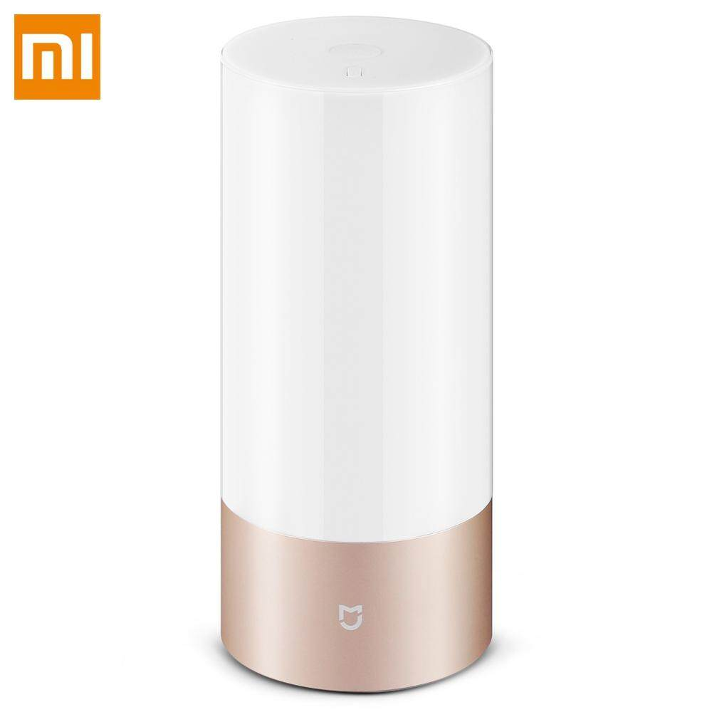 Xiaomi Mijia Bedside Lamp Night Light with OSRAM LED RGBW Touch Bluetooth Control WiFi Connection ( Update Version ) Singapore