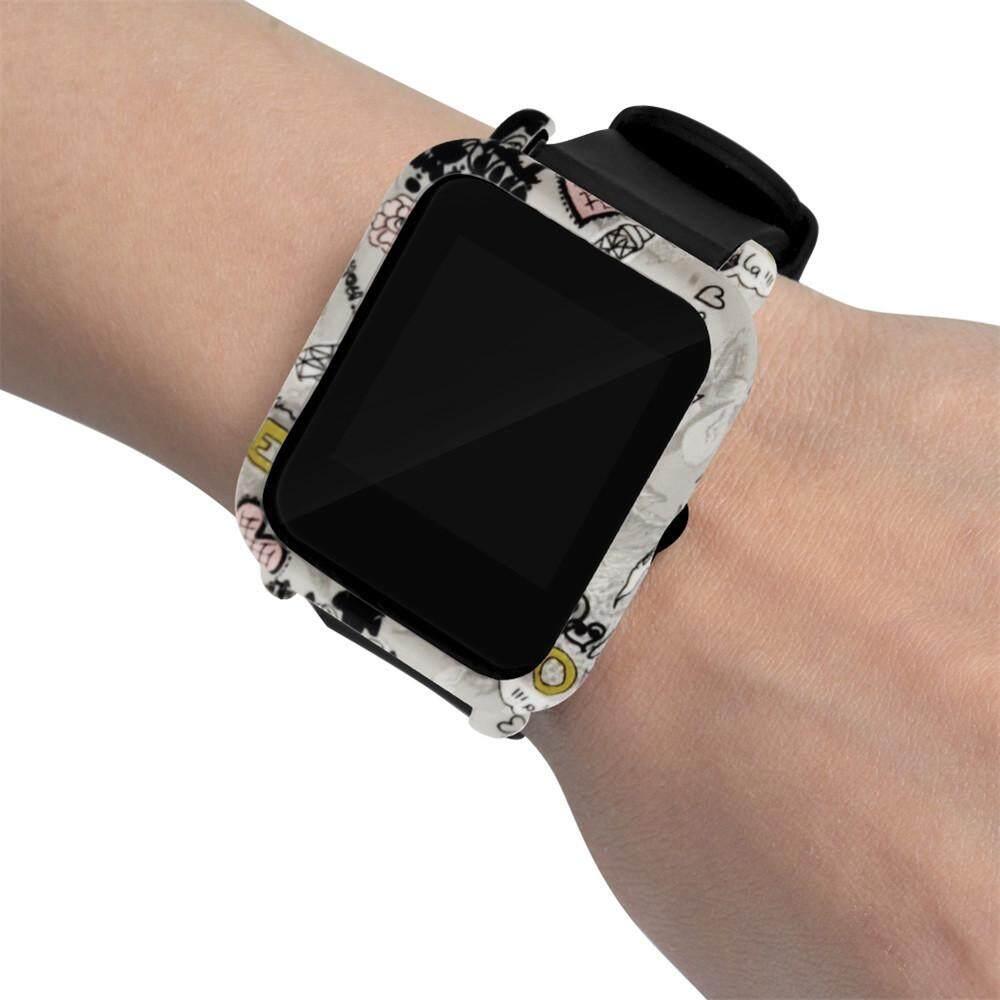 ... Pola Baru Sarung Pelindung PC Melindungi Shell untuk Xiaomi Huami Amazfit Bip Jam Anak Muda Paytonshop