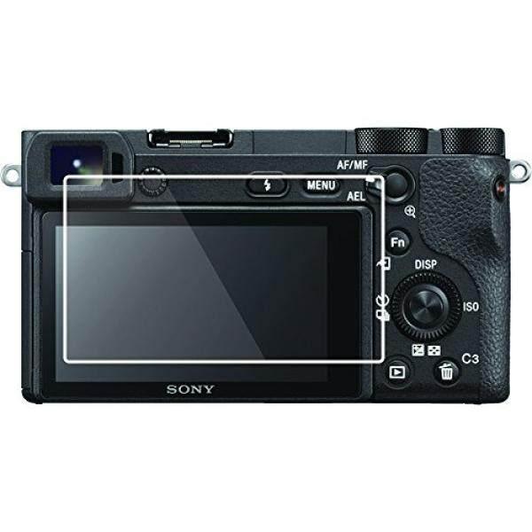 Foto & Tech 2 Sets HD Yang Jernih LCD-Displayschutzfolie F? R Sony A6500 Mirrorless Kamera Monitor LCD Gelembung Gratis, Mehrschichtige Schmier Beschichtung/Einfach Anzubringen-Intl