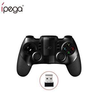 Tay cầm chơi game iPega PG-9076 PG 9076 Tay Cầm Chơi Game Gamepad Bluetooth Bộ Điều Khiển Trò Chơi 2.4 Gam Bộ Thu Không Dây Cần Điều Khiển Android IOS Tay Cầm Chơi Game Người Chơi
