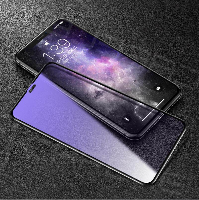 (Anti blue light) Cafele 0.3mm for iPhone XR XS Max Tempered Glass 9H