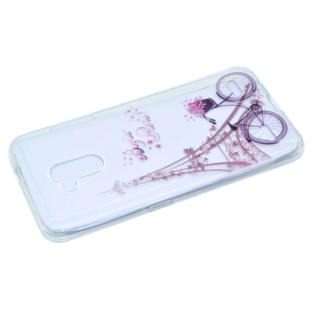Beautiful Pattern Ultra Thin Soft TPU Gel Silicone Protective Back Case Cover for .