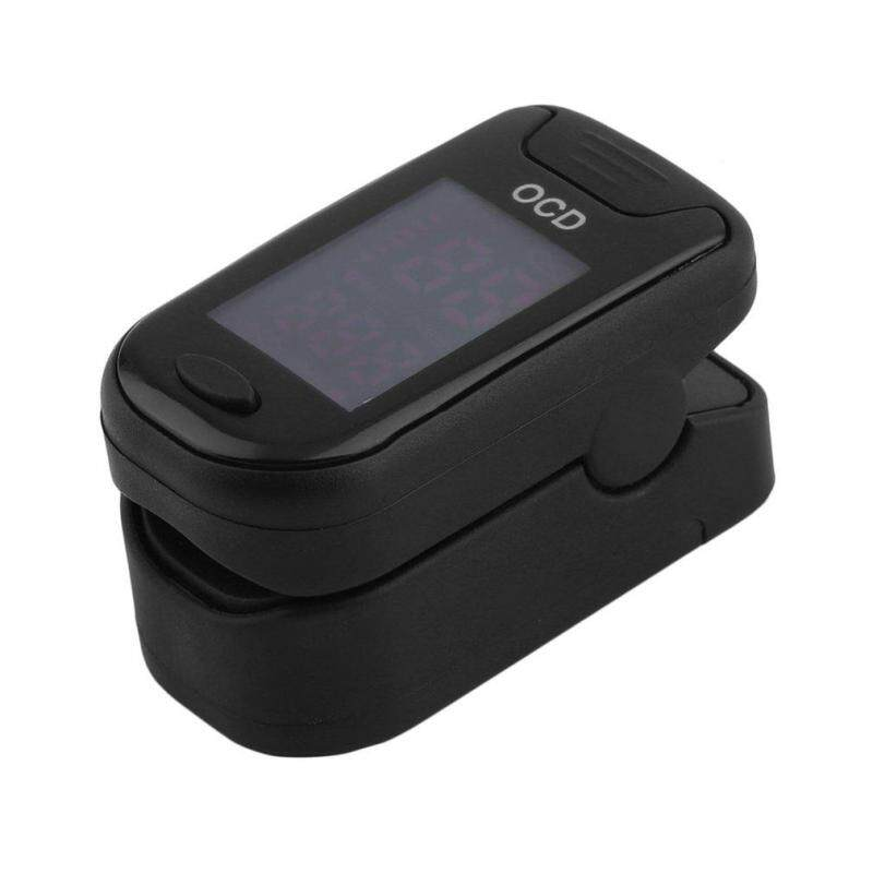 TỐT Đầu Ngón Tay Pulse Oximeter Oxy Trong Máu Đo Nhịp Tim Đồng Hồ Màn Hình Hiển Thị LED bán chạy