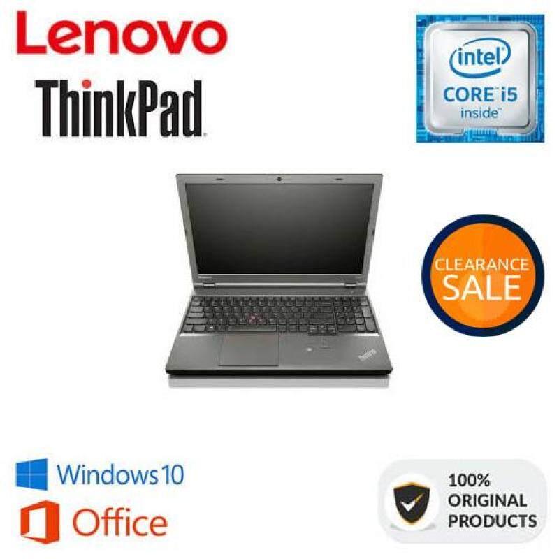 LENOVO THINKPAD L540 [15 INCH | CORE I5 VPRO | 8GB RAM | 1TB STORAGE] LENOVO WARRANTY Malaysia