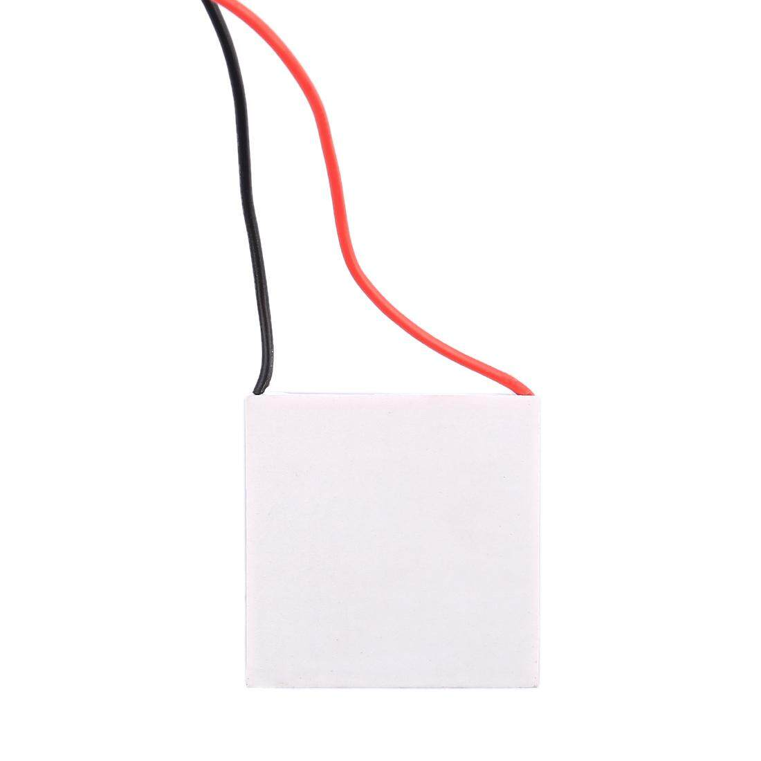 ... LT365 3 Pcs TEC1-12706 12 V 60 W 40X40 Mm Pendingin Termoelektrik Peltier Papan