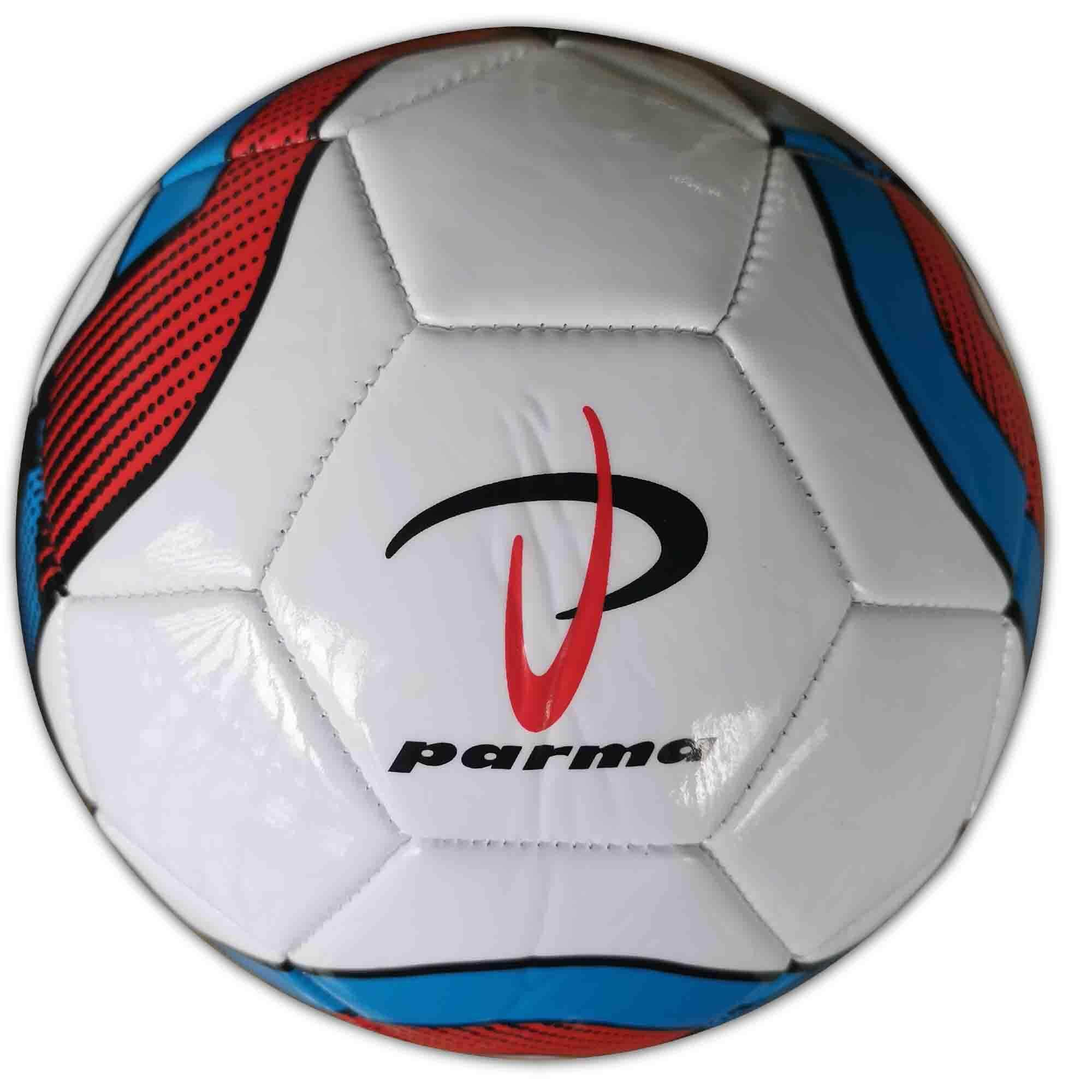 Parma Machine Stitched Football Size 4 With A Needle