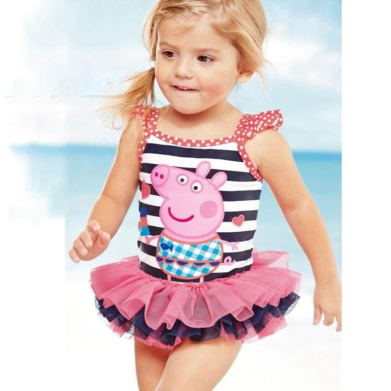 5febb6d714d90 Kid's Swimwear Swim Suit Swimsuit Swimsuits South Korea 2 Girls 3 dress for  women-Swimwear