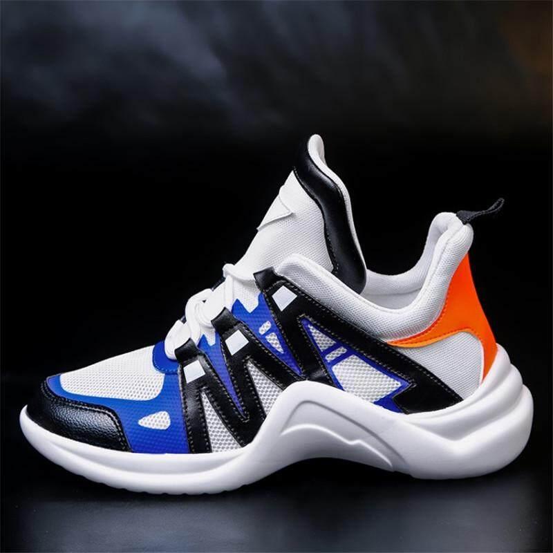 Women Running Shoes Sports Shoes Sneakers Casual Shoes Walking Shoes (Blue)