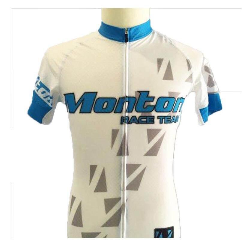 MONTON JERSEY MRT WHITE BLUE109