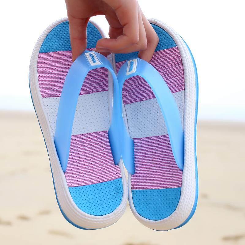 9d6c7bf65dda fashion women flip flops shoes beach non-slip flat sandals shoes flip flops  casual sexy