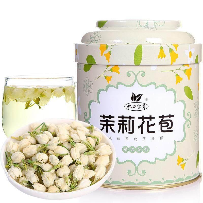 Jasmine Bud Tea Cangkir Teh Harum Teh Melati Jasmine Bud Tea Wanita Hamil Merekomendasikan Tea-40g-Internasional