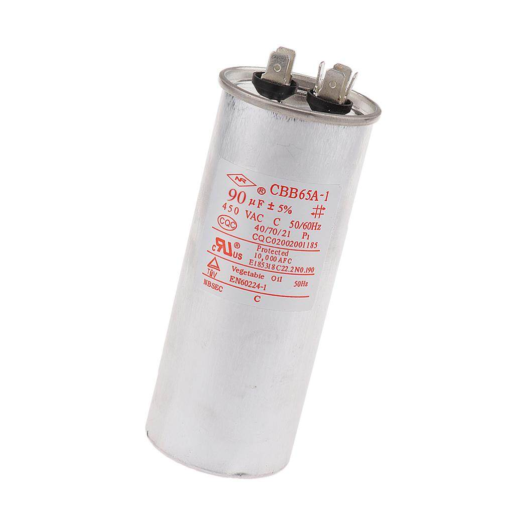 Ignition Capacitors For Sale Automotive Online Brands. Miracle Shining Cbb65 Ac 450v 5060hz Start Motor Capacitor Air Conditioner Pressor 90vf. Wiring. Cbb65a Capacitor Wire Diagram At Scoala.co